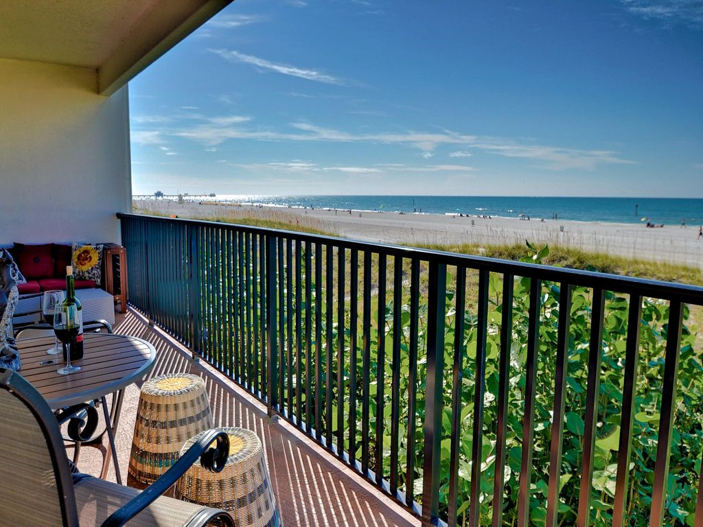 Surfside condos 202 beachfront condo clearwater beach - Florida condo swimming pool rules ...