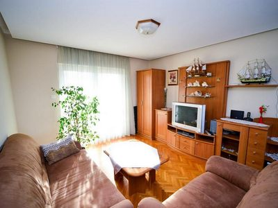 Photo for three bedroom apartment with terrace and sea view