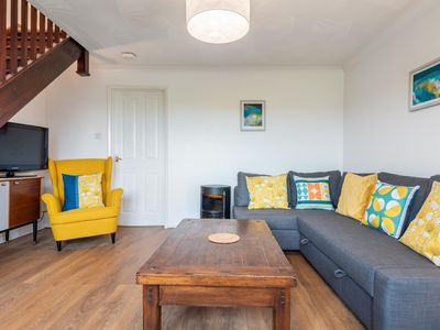 Photo for A cosy 2-bedroom beach cottage with everything you should need for a trip to Porthtowan
