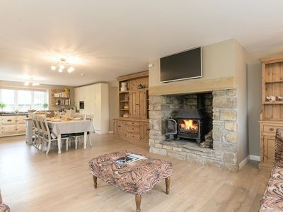Photo for 5 bedroom accommodation in Whitfield, near Hexham