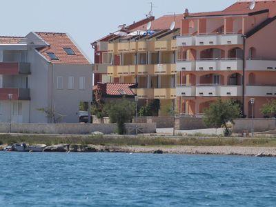 Photo for Apartment in Povljana (Pag), capacity 2+3