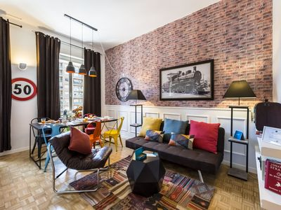 Photo for Rolli - Two Bedroom Apartment, Sleeps 5