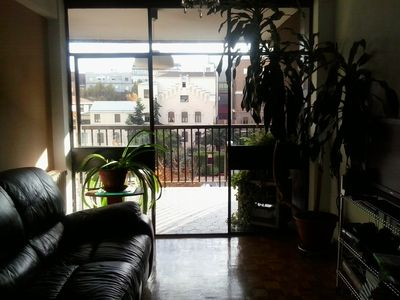 Photo for Magnificent bright and spacious home in the most fun neighborhood of Madrid.