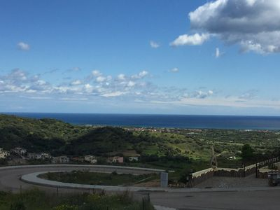 Photo for Sardinia Beautiful sea view in the hills