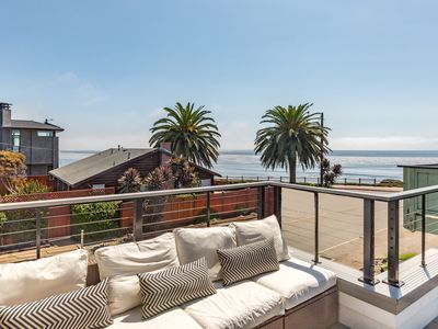 "Photo for ""Endless Summer"" 4BR w/ Ocean View - Walk to Beach, Near Redwood State Park"