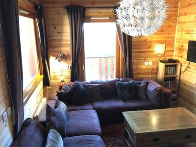 The comfy lounge