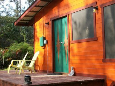 Photo for Enchanting Rainforest Hideaway, on 2 Private Acres to yourself.  Pahoa/Keaau