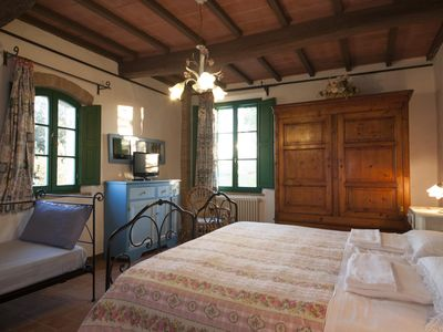 Photo for Triple room with bathroom - 6 Km. From Siena - Agriturismo San Giorgio