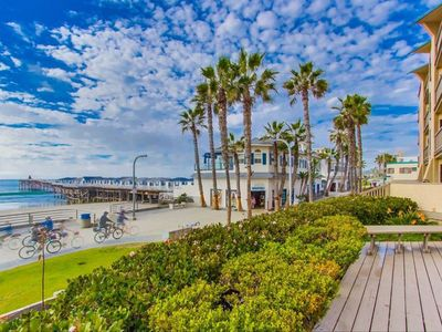 Photo for Beach Front Beautiful Pacific Beach!!!