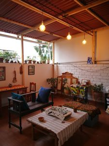 Photo for Room with two beds in Miraflores and terrace
