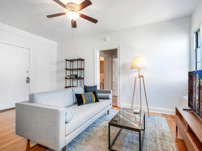 Photo for Furnished, Dupont Circle 1BR by Blueground