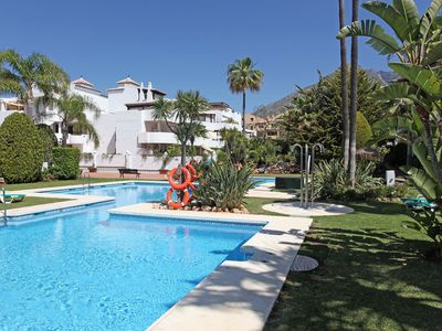 Photo for Nagüeles apartment - Apartment for 6 people in Marbella