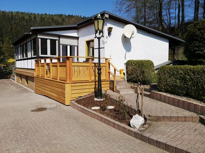 """Photo for Holiday house """"Trudi"""", a place to relax, also with a dog"""