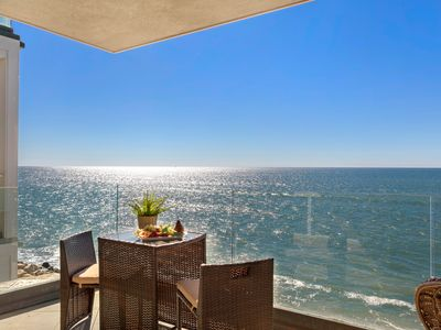 Photo for 10 Bedroom Home on Beach, Semi-Private Beach, Rooftop Decks..