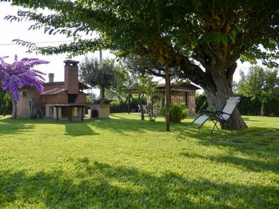 Photo for Pacchione Holiday Home, Sleeps 10 with Pool, Air Con and Free WiFi