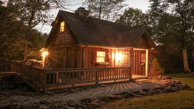 Photo for Whispering Woods Cottage in a gated resort