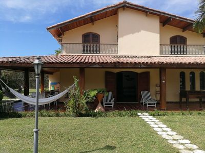 Photo for Large, sunny house 150 meters from the sea, facing large families