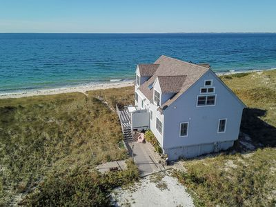 Photo for #206: Amazing Views from Waterfront Architectural Home w/ Path to Private Beach!