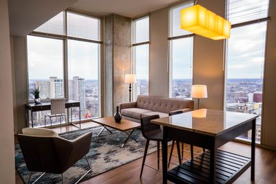 Incredible Views Throughout Living Spaces