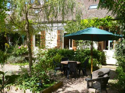 Photo for Coeur De Beaune- Private House In Centre Of Beaune, Private Garden & Parking
