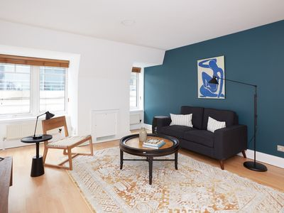 Photo for Bright 1BR in Mayfair by Sonder