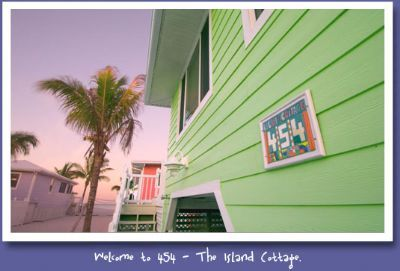 Photo for The Island Cottage at the Cottages of Paradise Point - Gulfside 2bd/2ba North End