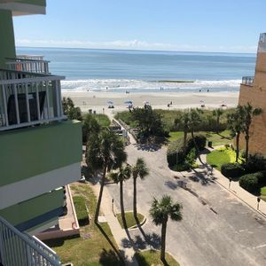 Photo for * NEW* Oceanview steps to Beach.Discount on ext. stay