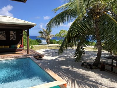 Luxury Beach House Pool & Beach