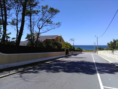 Photo for Beach house, facing the sea with large garden