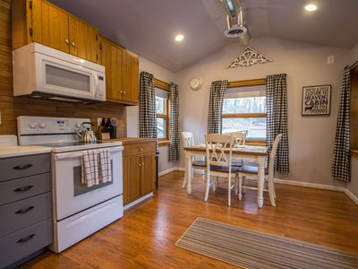 Photo for 2BR Cabin Vacation Rental in Stanley, Virginia