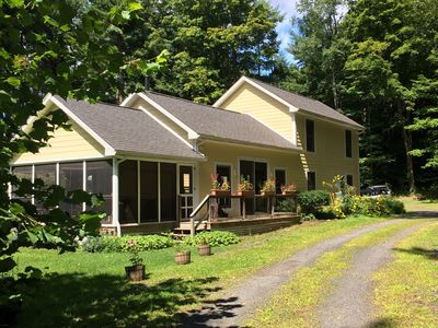 Photo for Catskills Region Private Preserve Getaway In The Holler