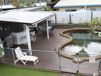 Photo for Cairns central  walking Distance 2 Storey