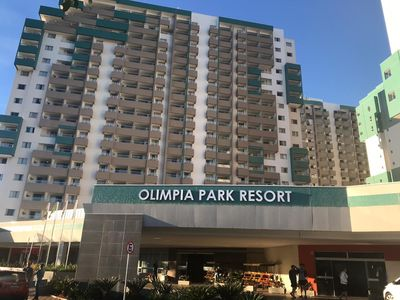 Photo for Olímpia Park Resort 1 (in front of the water park)