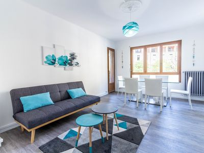 Photo for NICE APT WITH BALCONY - COURSE MIRABEAU