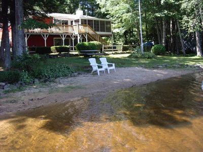 Photo for Waterfront Home on Locke Lake