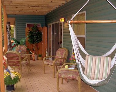Enjoy fabulous outdoor living on the private, covered lanai.