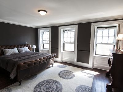 King Guest Room In Center City Philadelphia Boutique Hotel