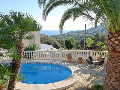 Photo for Vacation home Palmera in Calpe/Calp - 4 persons, 2 bedrooms