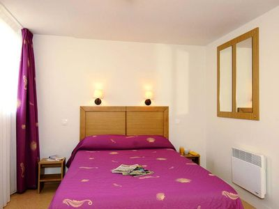 Photo for Residence Odalys Les Bains - 2 Rooms 4 People