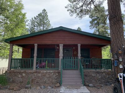 Photo for Peaceful Cottage in the Pines