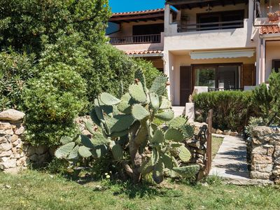 Photo for Recently renovated apartment is located on the ground floor with garden and consists of 2 bedrooms,