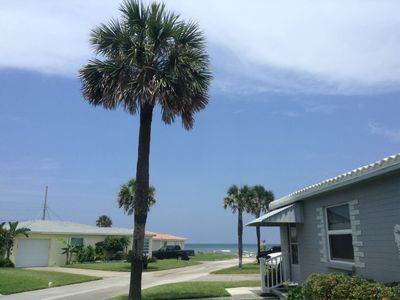 Photo for Ocean view cottage in beautiful Ormond by the Sea and we are pet friendly!