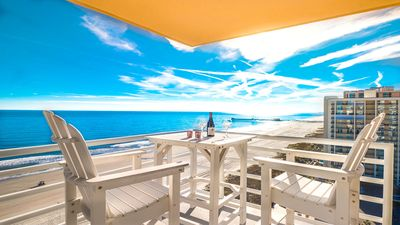 Photo for Beautiful, Direct Ocean Front,  3 Bedroom 3 Bath, Condo with Amazing Views