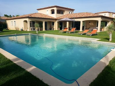 Photo for Villa House 06 between cannes and grasse located at mouans sartoux