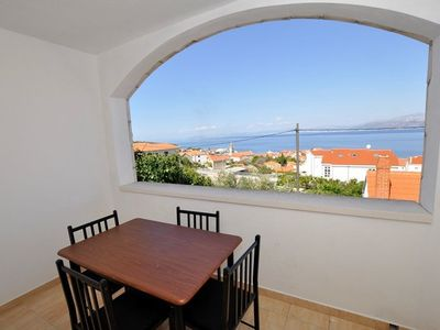 Photo for Apartments Tanja (56532-A1) - Postira - island Brac
