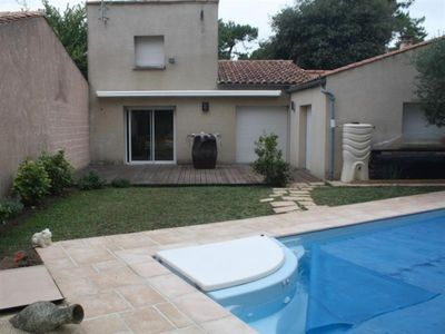Photo for Villa Ronce les bains, 3 bedrooms, 7 persons