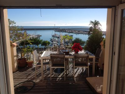 Photo for Estepona Frontline Luxury 3 bedroom Townhouse walking distance to sea and port