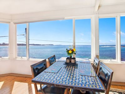 Photo for Your best choice of direct Beach front accommodation in Manly 2
