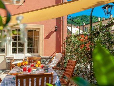 Photo for Aragosta, apartment for 4, with garden, 200m from beach, in Levanto centre 11017LT611