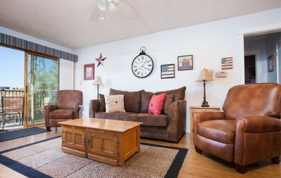 Photo for Lovely, Light, Upgraded Home-Easy Access to Activities/Events/Trails- Gas Grill